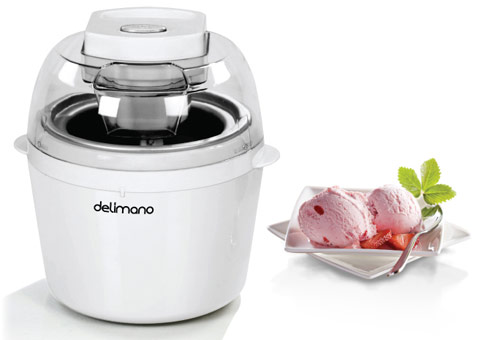 Aparat de inghetata - Clarity Ice Cream Maker